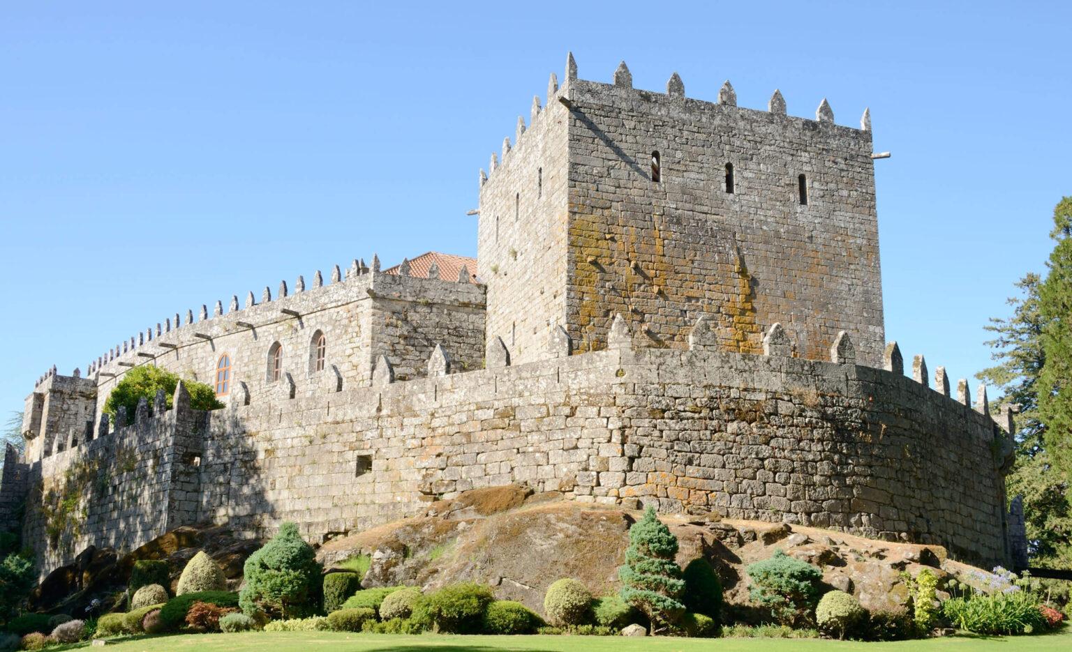 Castillos Soutomaior Alrededores