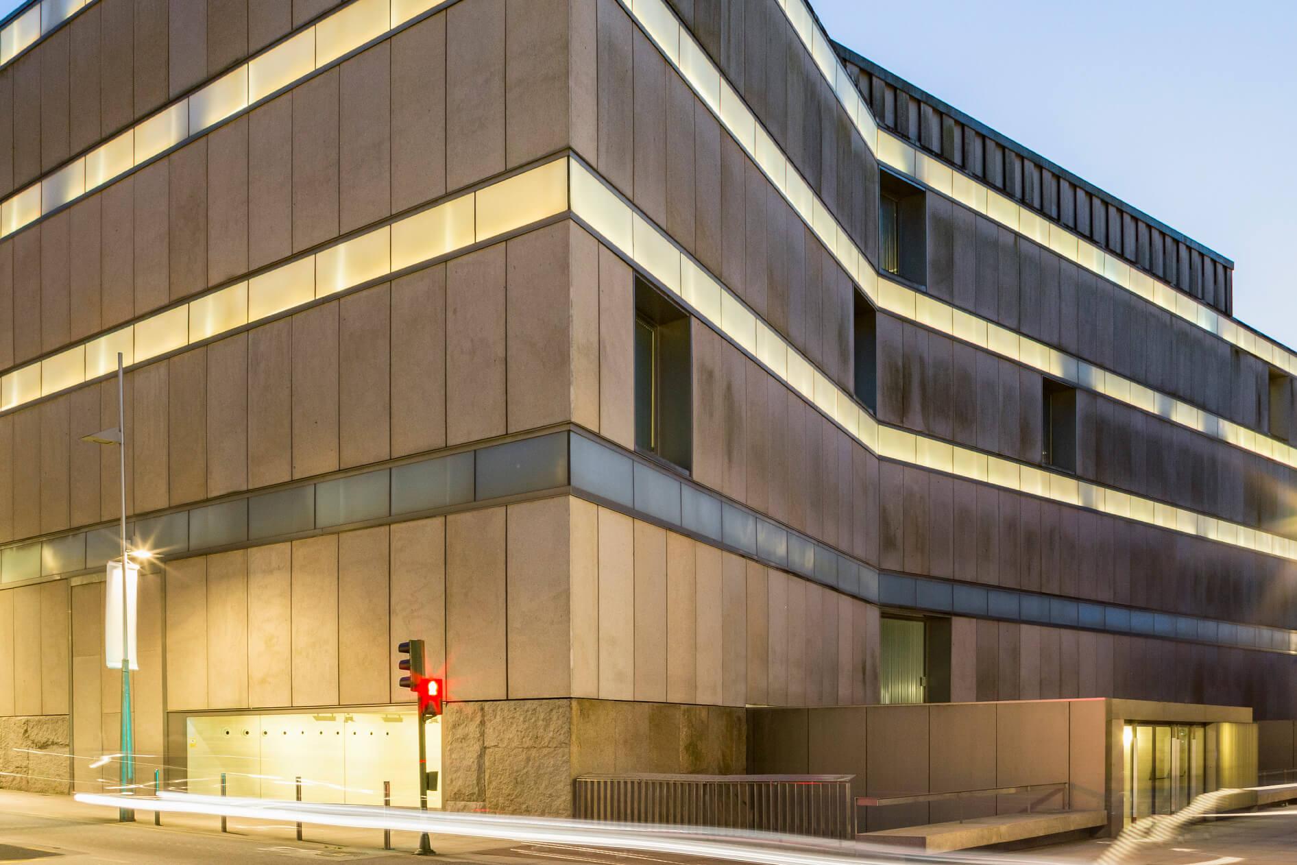 Edificio Castelao Arquitectura