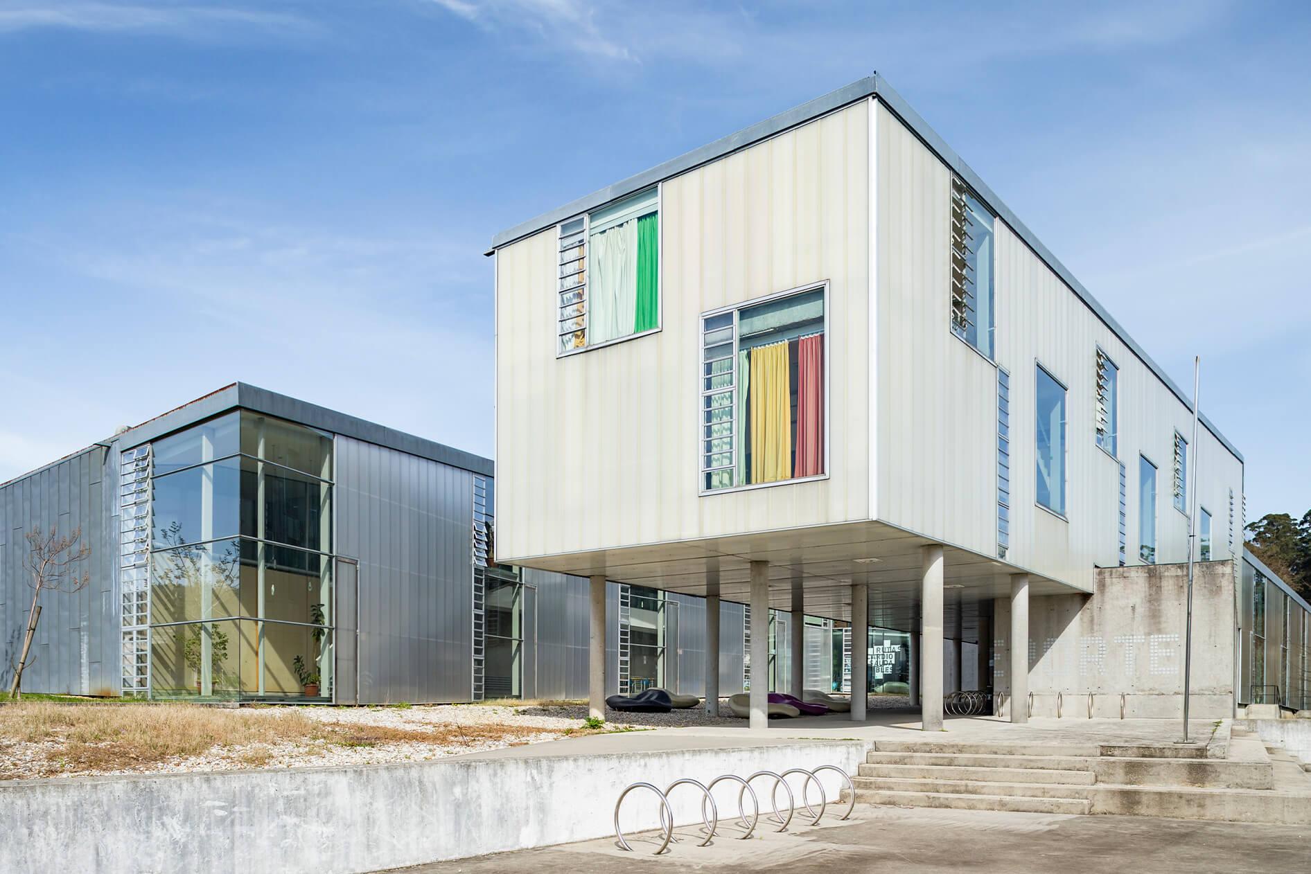 Facultad Ciencias Deporte Arquitectura