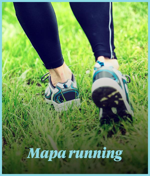 Follet Mapa Running