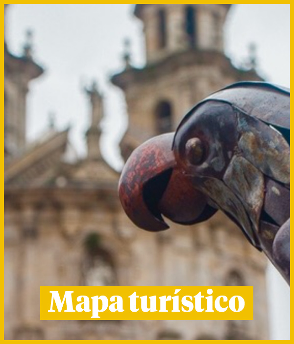 Folleto Mapa Turistico