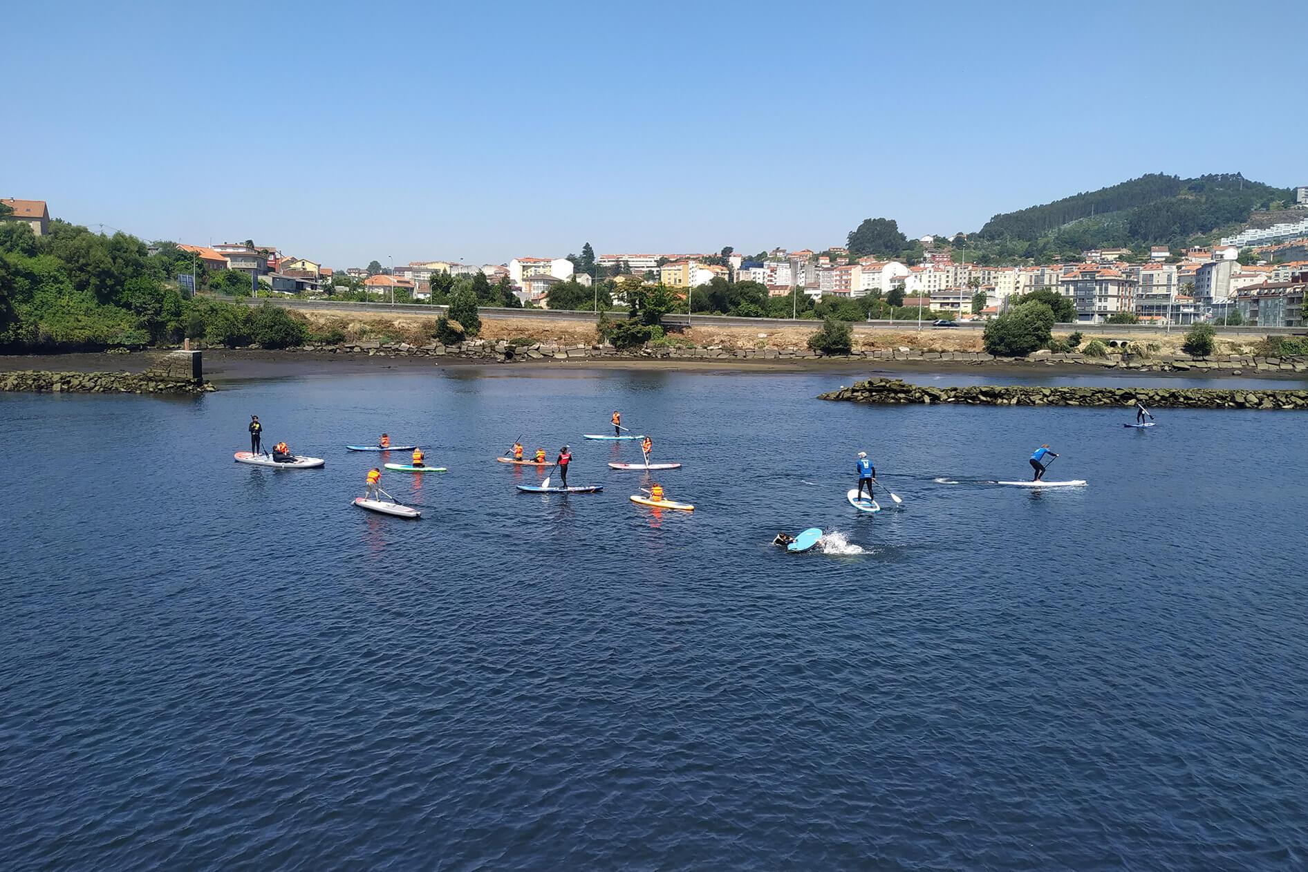 Paddle Surf Ninos