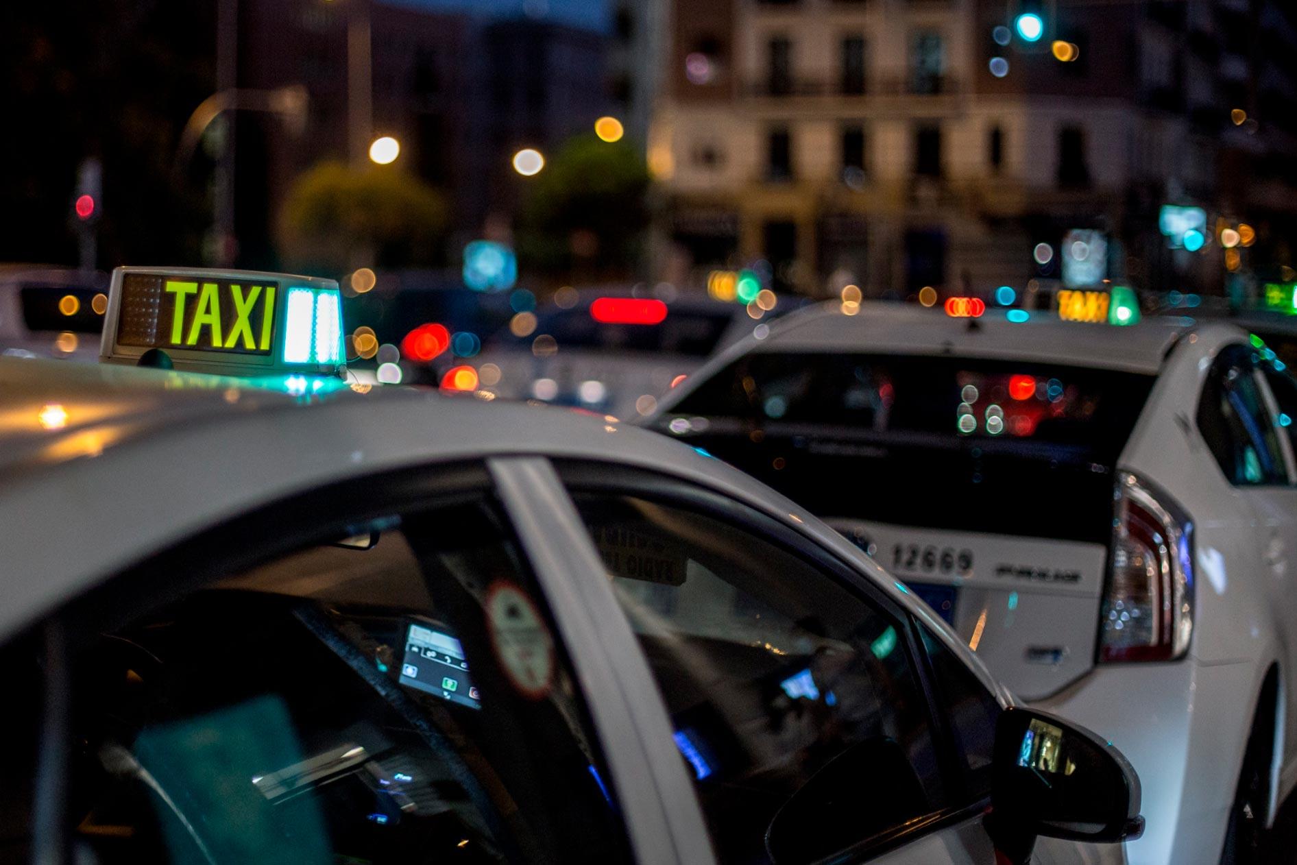 Taxi Pontevedra